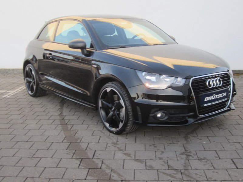 audi a1 ambition 1 4 tfsi s tronic navi bose s line. Black Bedroom Furniture Sets. Home Design Ideas