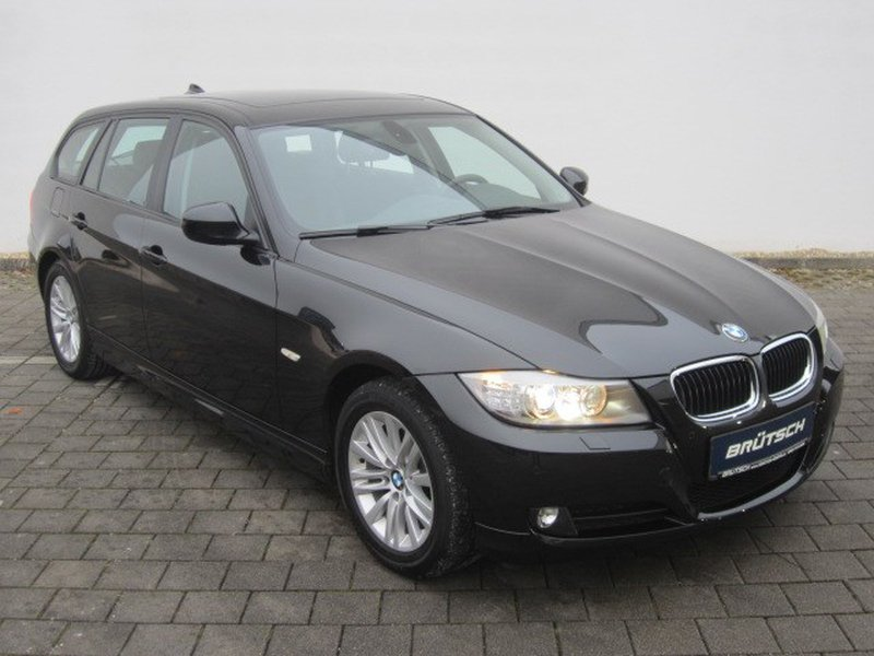 bmw 318i touring xenon navi panoramadach gebraucht. Black Bedroom Furniture Sets. Home Design Ideas