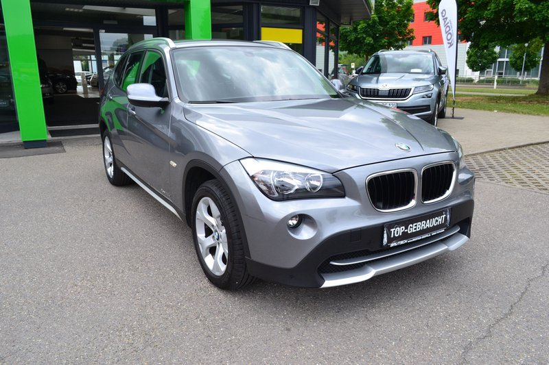 bmw x1 xdrive 20d x line ahk pdc gebraucht kaufen in. Black Bedroom Furniture Sets. Home Design Ideas