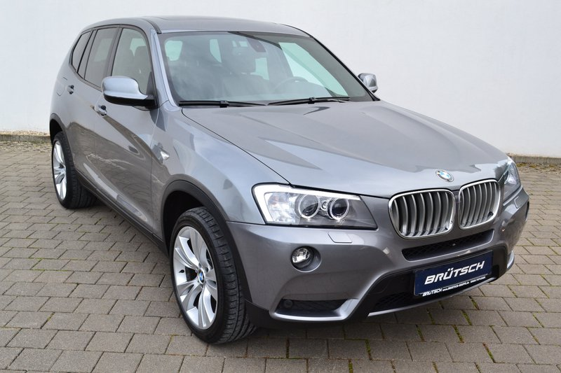bmw x3 xdrive30d leder navi xenon panorama gebraucht. Black Bedroom Furniture Sets. Home Design Ideas