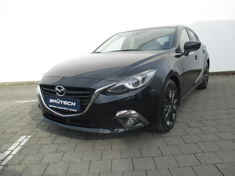 mazda 3 s skyactiv g 120 6gs al nakama nav tageszulassung. Black Bedroom Furniture Sets. Home Design Ideas