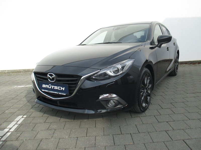 mazda 3 skyactiv g 165 6gs nakama navi tageszulassung. Black Bedroom Furniture Sets. Home Design Ideas