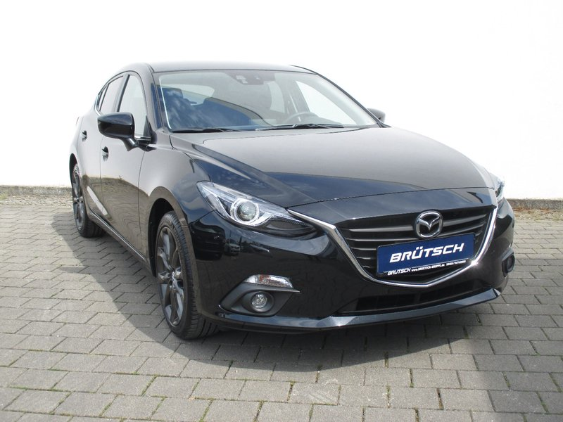 mazda 3 s skyactiv g 120 6gs al nakama nav tageszulassung kaufen in singen preis 20990 eur int. Black Bedroom Furniture Sets. Home Design Ideas