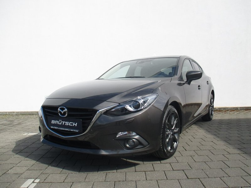 mazda 3 s skyactiv g 120 6gs al nakama nav tageszulassung kaufen in singen preis 21490 eur int. Black Bedroom Furniture Sets. Home Design Ideas