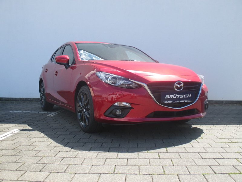 mazda 3 s skyactiv g 120 6gs al nakama tageszulassung kaufen in singen preis 20790 eur int nr. Black Bedroom Furniture Sets. Home Design Ideas