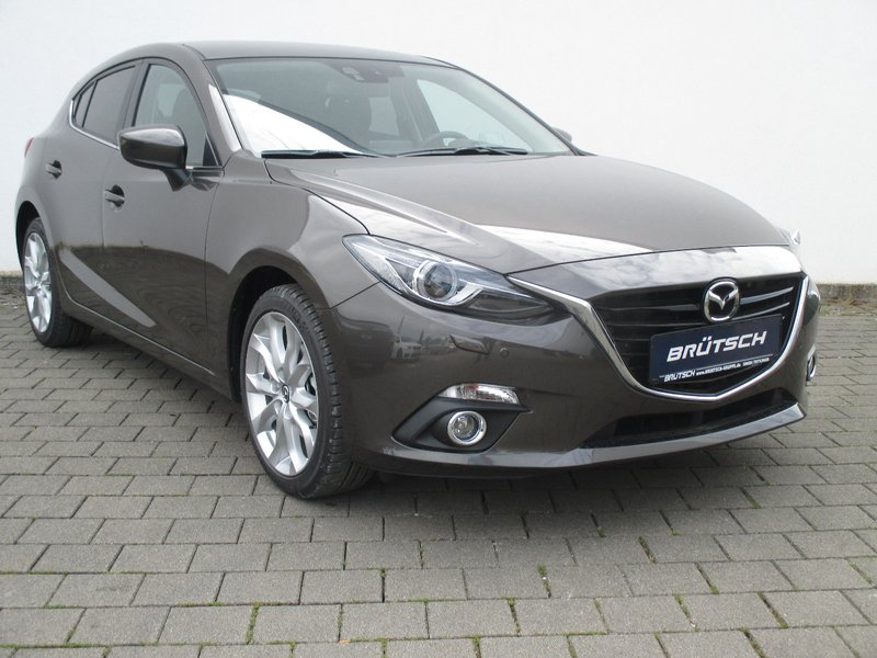 mazda 3 skyactiv g 120ps 6gs sports line navi. Black Bedroom Furniture Sets. Home Design Ideas