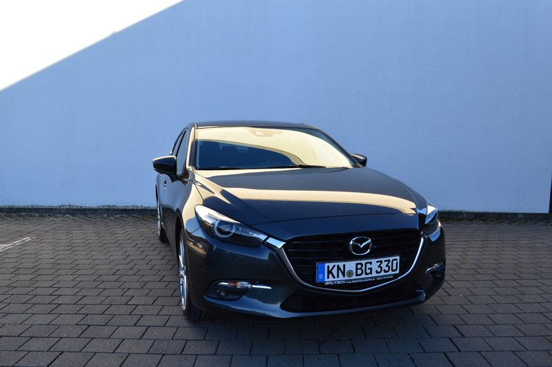 mazda 3 2017 skyactiv g 120 6gs sportsline navi vorf hrfahrzeug kaufen in singen preis 23990. Black Bedroom Furniture Sets. Home Design Ideas