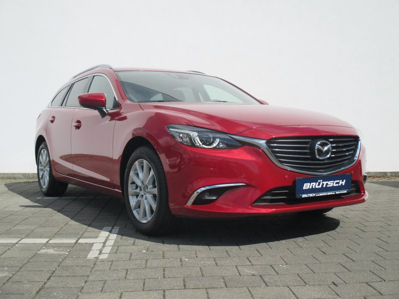 mazda 6 kombi 6 skyactiv g 165 fwd exclusive line navi. Black Bedroom Furniture Sets. Home Design Ideas