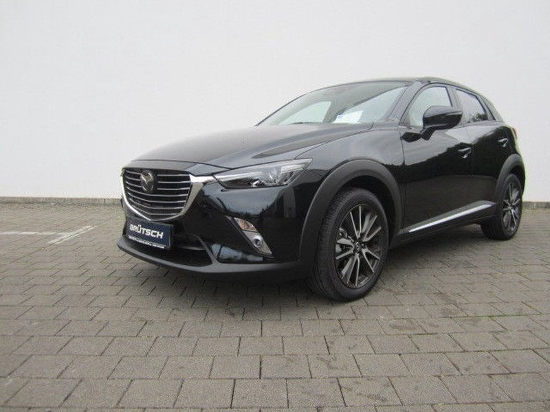 mazda cx 3 skyactiv g 150 awd i eloop 6ag sportsline. Black Bedroom Furniture Sets. Home Design Ideas