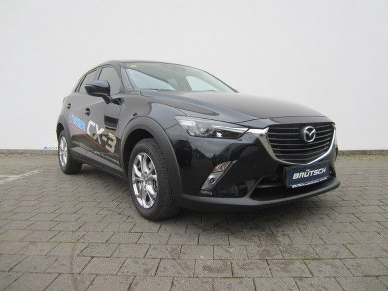 mazda cx 3 vorf hrfahrzeug kaufen in singen preis 21990. Black Bedroom Furniture Sets. Home Design Ideas