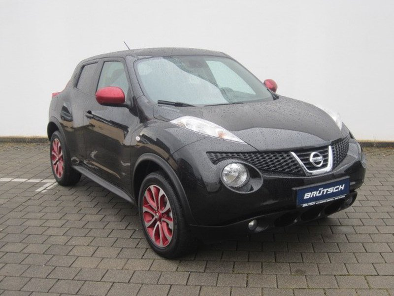 nissan juke 1 6 dig t tekna klima navi gebraucht kaufen. Black Bedroom Furniture Sets. Home Design Ideas
