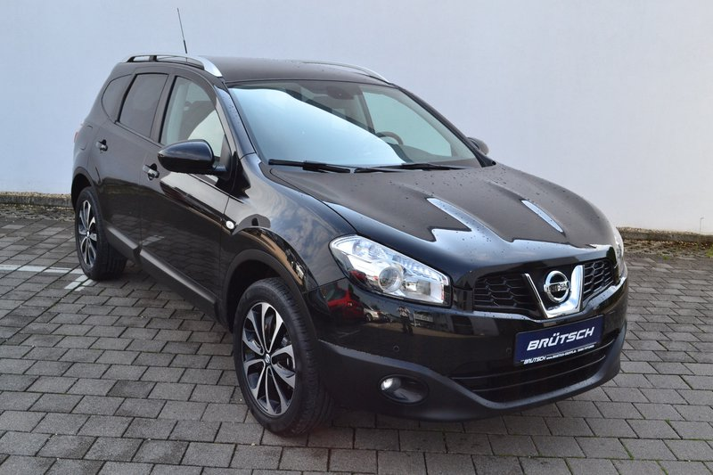 nissan qashqai 2 i way klima navi 7 sitzer gebraucht. Black Bedroom Furniture Sets. Home Design Ideas