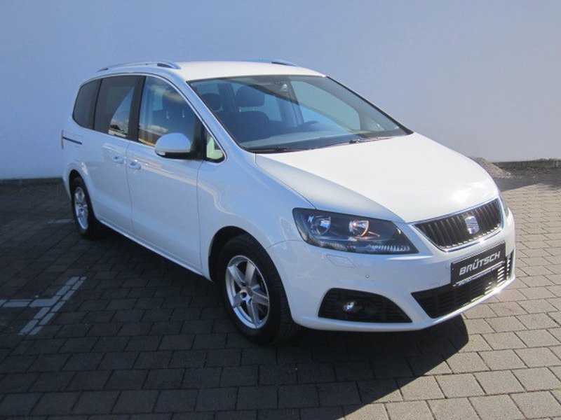 seat alhambra i tech 1 4 tsi klima navi 7 sitzer. Black Bedroom Furniture Sets. Home Design Ideas
