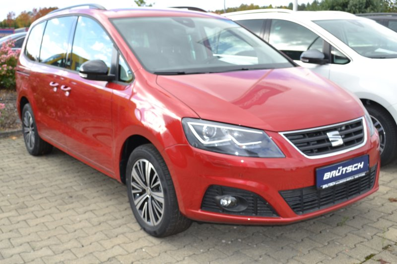 seat alhambra 2 0 tdi dsg 4drive 20th anniversary 5 sitzer. Black Bedroom Furniture Sets. Home Design Ideas