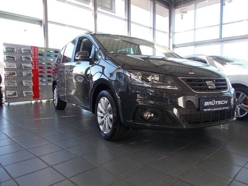 seat alhambra 1 4 tsi crono navi 7 sitzer kessy. Black Bedroom Furniture Sets. Home Design Ideas