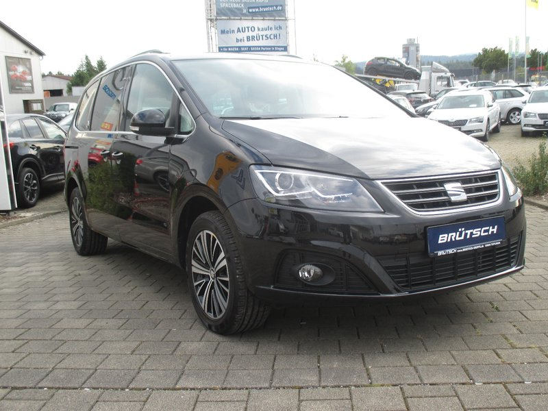 seat alhambra 2 0 tdi 20th anniversary 7 gang dsg 4drive. Black Bedroom Furniture Sets. Home Design Ideas