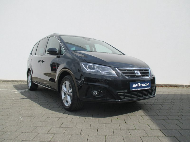 seat alhambra style plus 2 0 tdi dsg navi standheizung. Black Bedroom Furniture Sets. Home Design Ideas
