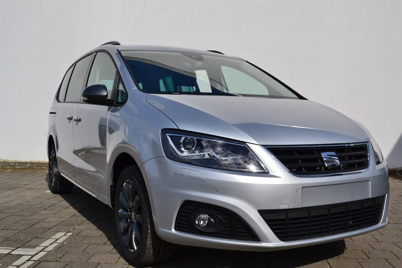 seat alhambra 2 0 tdi dsg connect xenon navi kessy. Black Bedroom Furniture Sets. Home Design Ideas