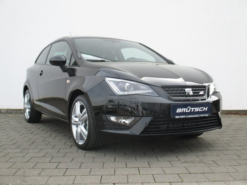 seat ibiza sc 1 8 tsi cupra navi alcantara fulllink. Black Bedroom Furniture Sets. Home Design Ideas