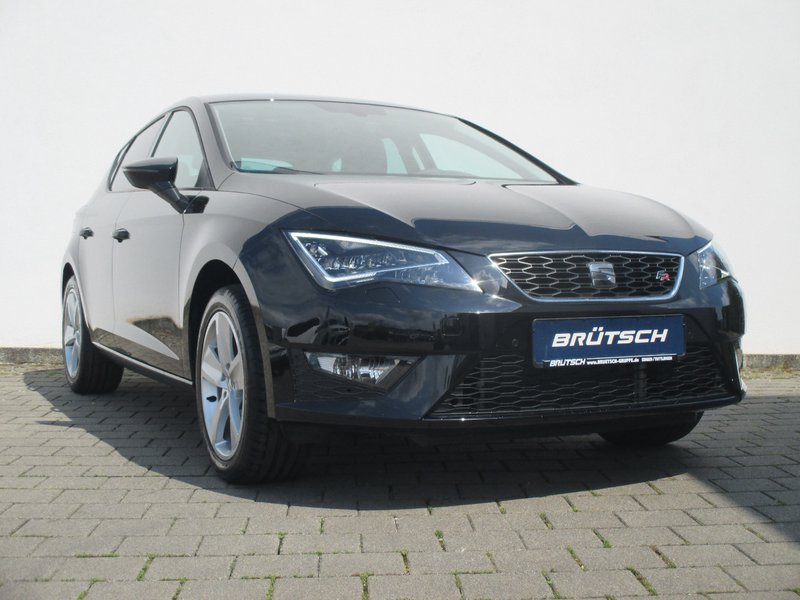 seat leon fr 1 4 tsi voll led navi tageszulassung kaufen. Black Bedroom Furniture Sets. Home Design Ideas