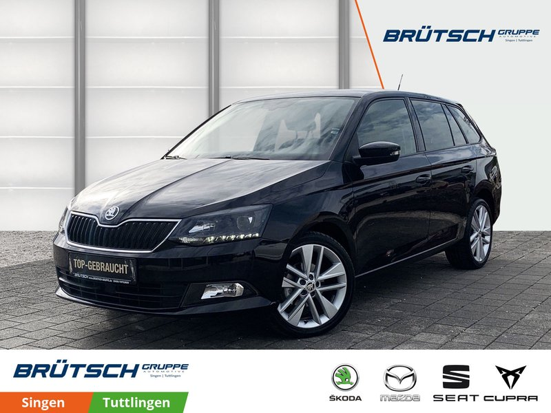 skoda fabia combi fabia iii combi 1 4 tdi joy ahk navi. Black Bedroom Furniture Sets. Home Design Ideas