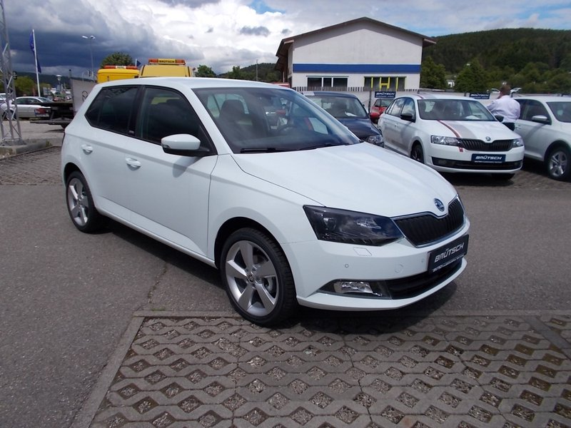 skoda fabia iii 1 2 tsi joy licht sicht 17 zoll. Black Bedroom Furniture Sets. Home Design Ideas
