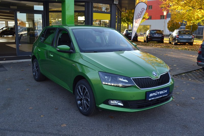 skoda fabia drive 1 0 tsi licht sicht 16zoll italia. Black Bedroom Furniture Sets. Home Design Ideas