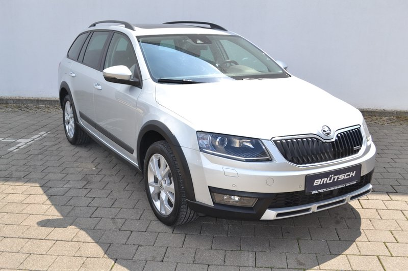 skoda octavia combi 2 0 tdi scout 4x4 dsg ahk navi. Black Bedroom Furniture Sets. Home Design Ideas