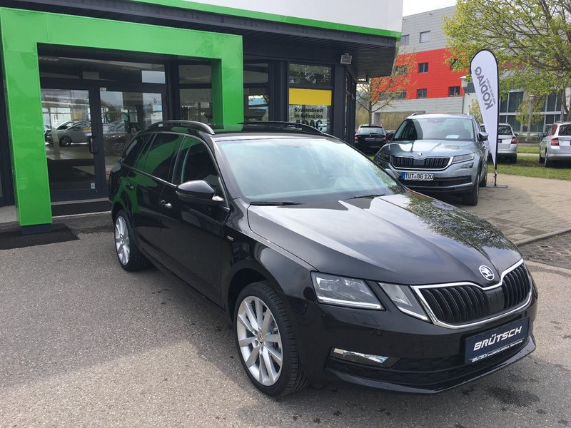 skoda octavia combi 1 4 tsi dsg drive neu kaufen in. Black Bedroom Furniture Sets. Home Design Ideas