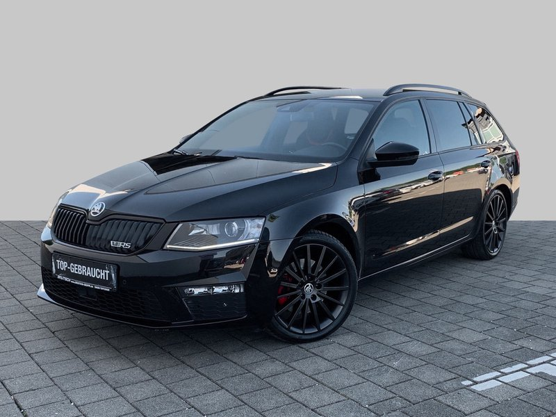 skoda octavia combi octavia iii combi rs 4x4 2 0 tdi dsg. Black Bedroom Furniture Sets. Home Design Ideas