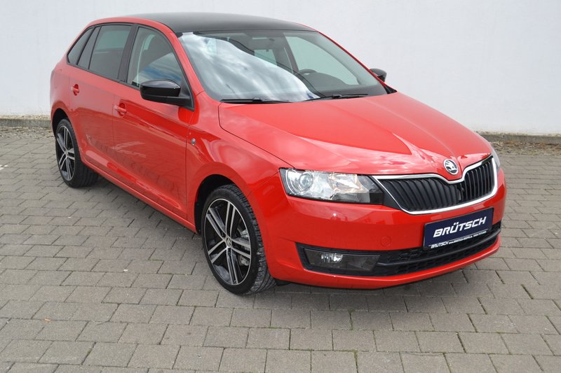 skoda rapid spaceback 1 2 tsi styleplus klima xenon. Black Bedroom Furniture Sets. Home Design Ideas