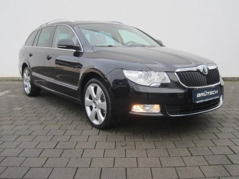 skoda superb combi gebraucht kaufen in tuttlingen preis 18950 eur int nr kreidlersupe 70558. Black Bedroom Furniture Sets. Home Design Ideas