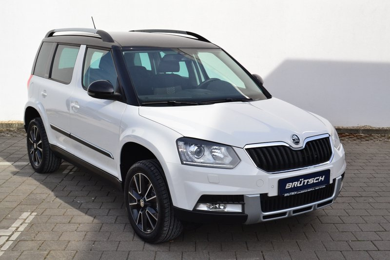 skoda yeti 1 4 tsi ambition outdoor xenon ahk gebraucht. Black Bedroom Furniture Sets. Home Design Ideas