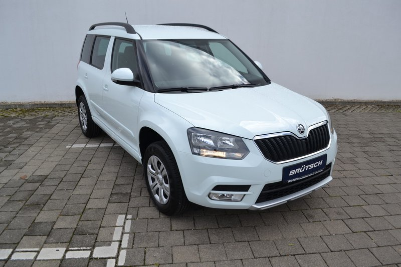 skoda yeti 1 4 tsi cool edition klima pdc tempomat. Black Bedroom Furniture Sets. Home Design Ideas