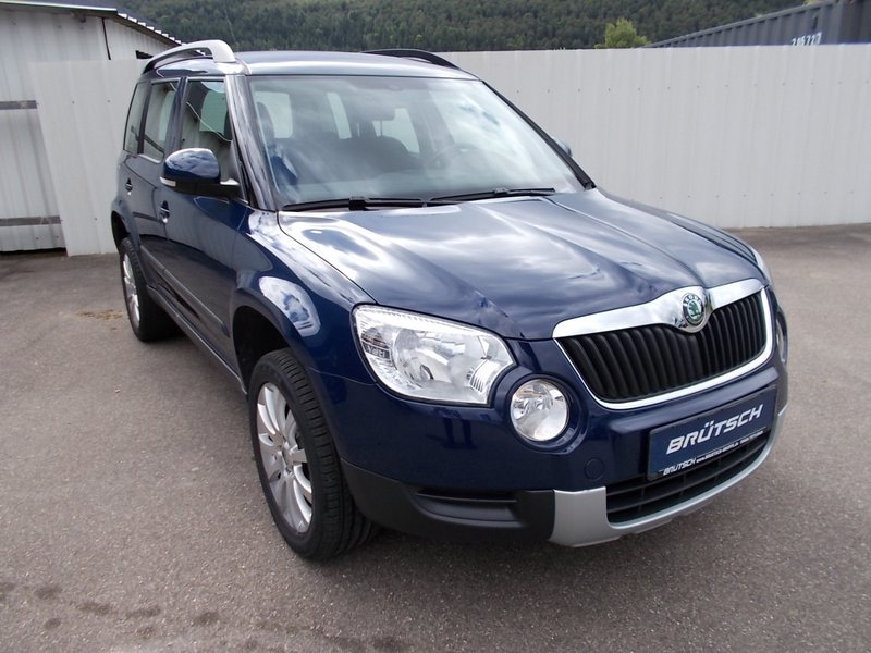 skoda yeti 1 2 tsi dsg ambition klima alu gebraucht. Black Bedroom Furniture Sets. Home Design Ideas