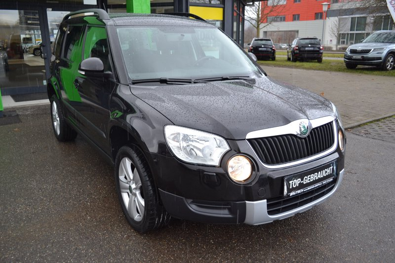 skoda yeti 1 2 tsi ambition klima navi alu gebraucht. Black Bedroom Furniture Sets. Home Design Ideas