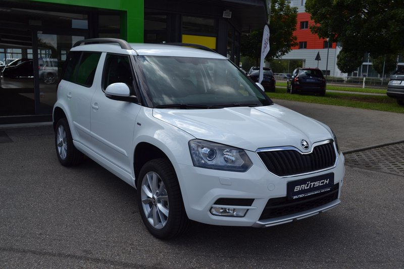 skoda yeti drive 1 2 tsi best of infotainment. Black Bedroom Furniture Sets. Home Design Ideas