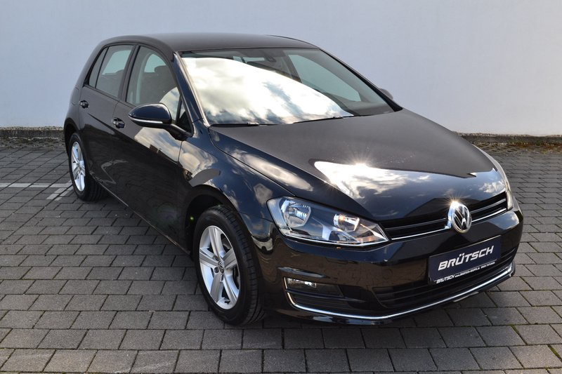 volkswagen golf vii 1 4 tsi highline bmt dsg pdc gebraucht kaufen in singen preis 16980 eur. Black Bedroom Furniture Sets. Home Design Ideas