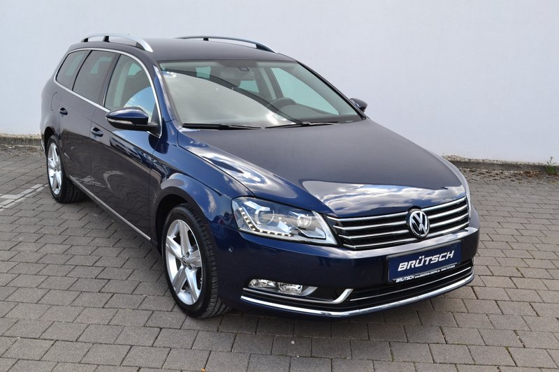 volkswagen passat variant 2 0 tdi highline bluemotion xenon ahk gebraucht kaufen in singen. Black Bedroom Furniture Sets. Home Design Ideas